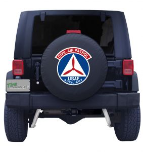 Civil Air Patrol Tire Cover