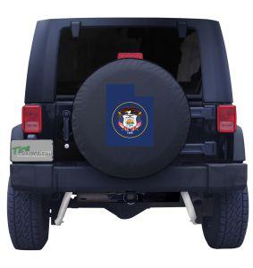 Utah Tire Cover