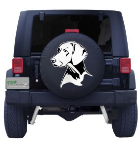 Vizsla  Dog Tire Cover