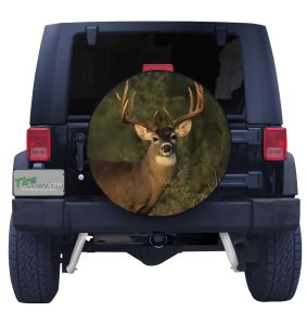 Whitetail Deer Tire Cover