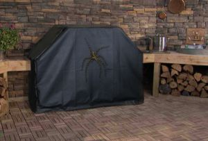 Wolf Spider Custom Grill Cover