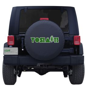 Yosemite National Park Custom Spare Tire Cover