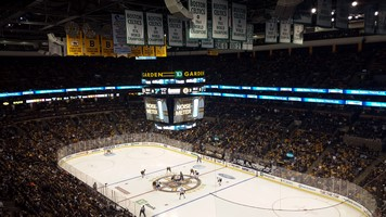 Boston Bruins TD Garden Arena