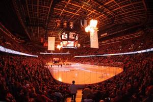 Calgary Flames Scotiabank Saddledome Arena