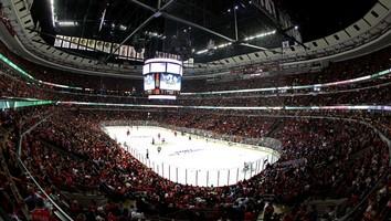 Chicago Blackhawks United Center Arena