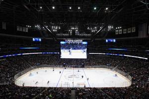 Colorado Avalanche Pepsi Center Arena