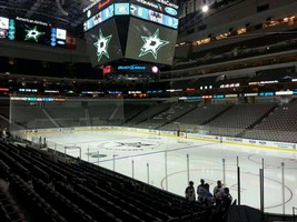 Dallas Stars American Airlines Center Arena