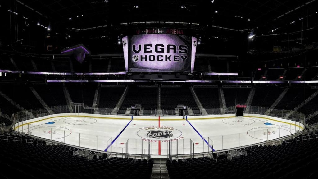 Vegas Golden Knights T Mobile Arena