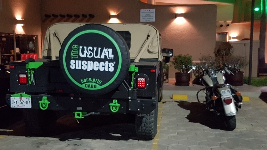 H2 Tire Cover