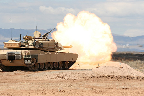United States Army M1A2