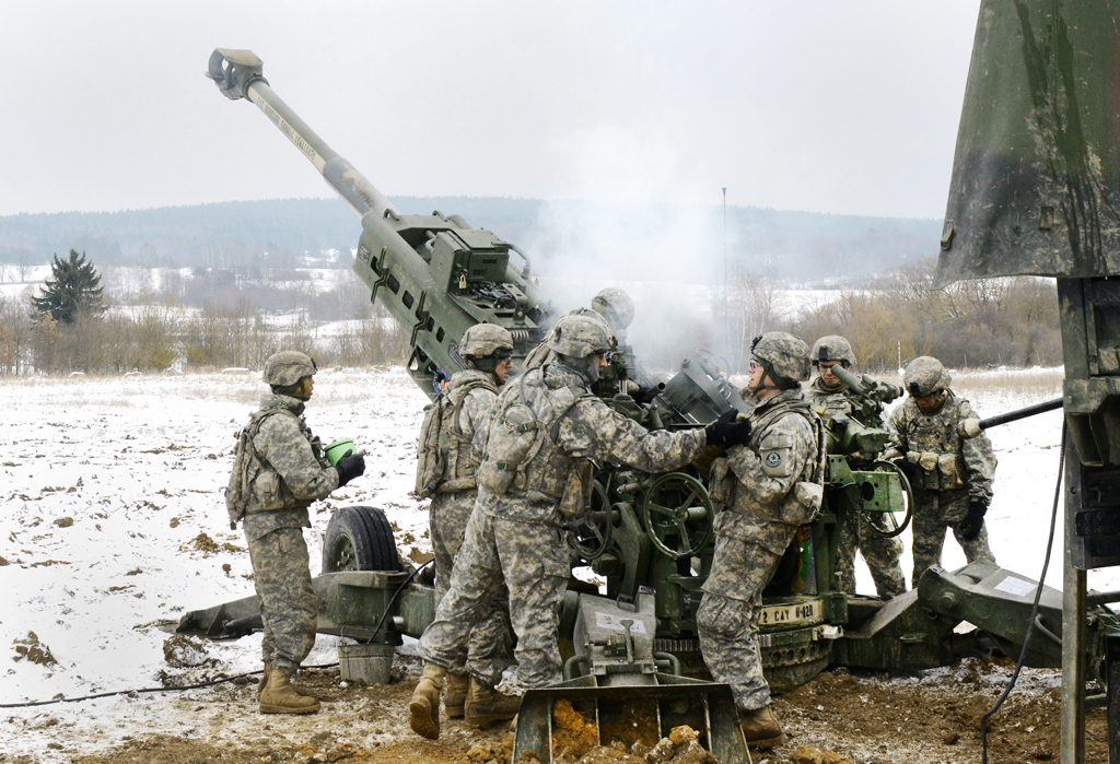 United States Army Artillery
