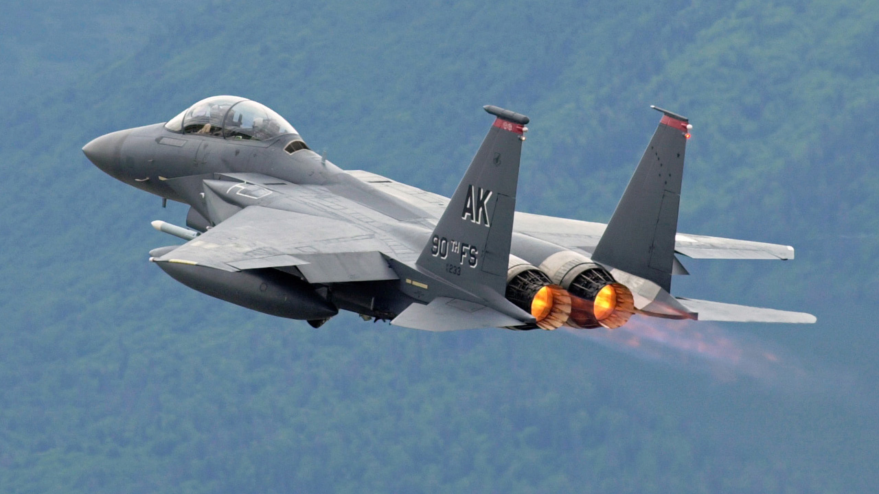 United States Air Force F-15 Strike Eagle