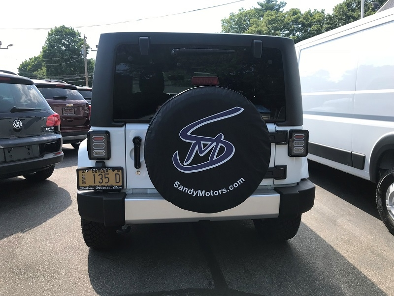 Automobile/Jeep Dealership Imprint Tire Covers