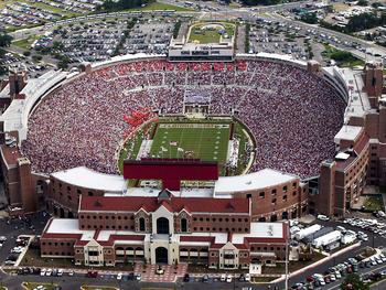 Florida State Doak Campbell Stadium