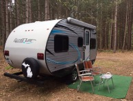 RV Tire Covers